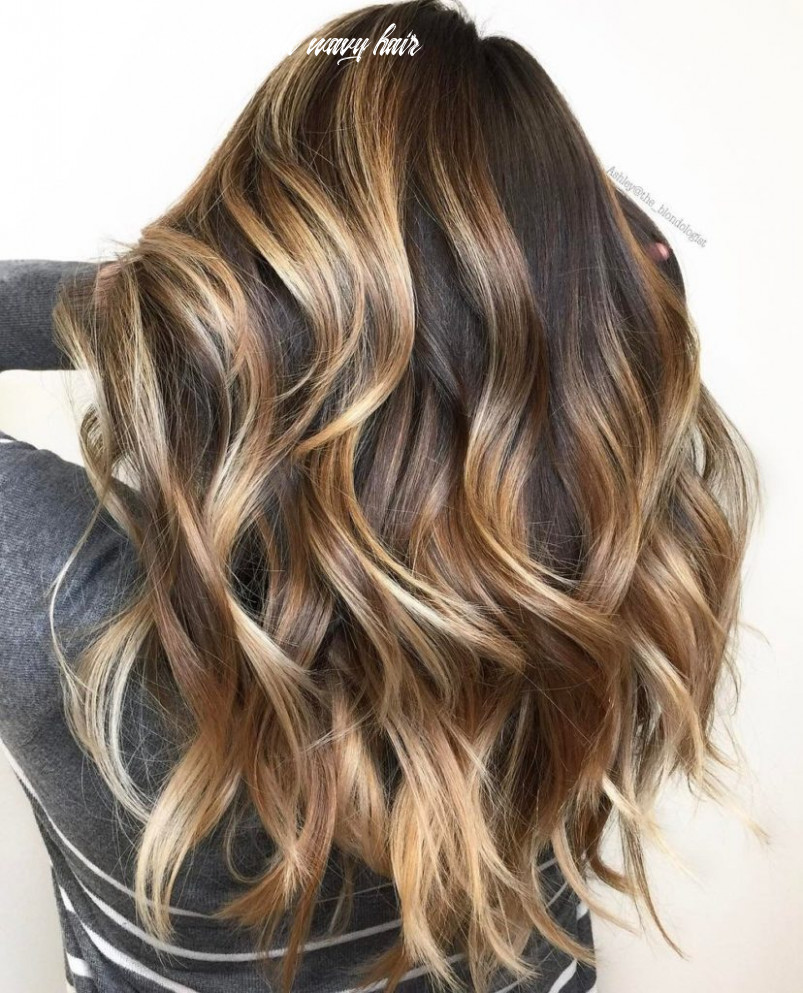 11 long hairstyles for thick hair to look attractive – latest haircuts layered haircuts for thick wavy hair