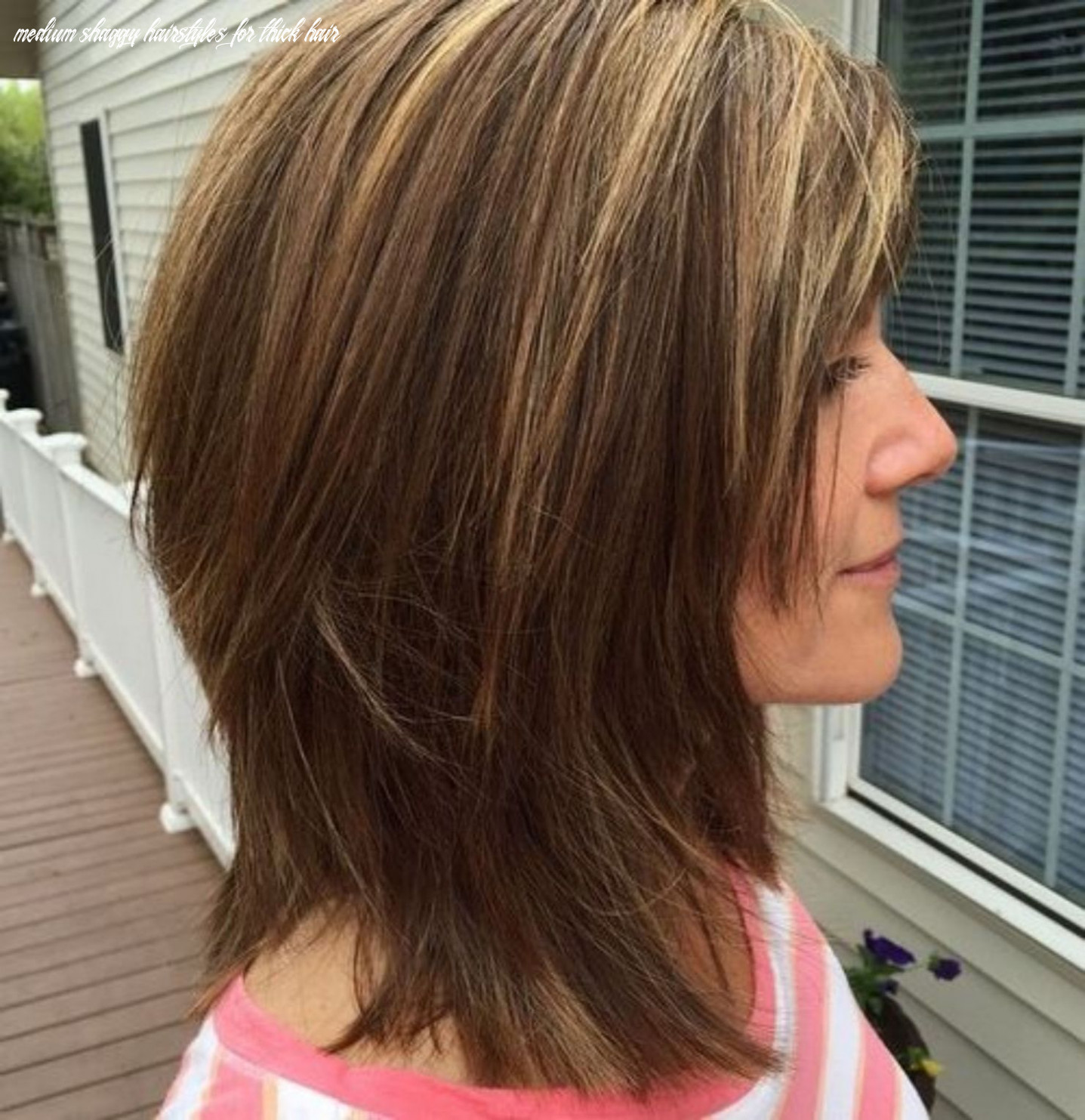 11 lovely long shag haircuts for effortless stylish looks   long