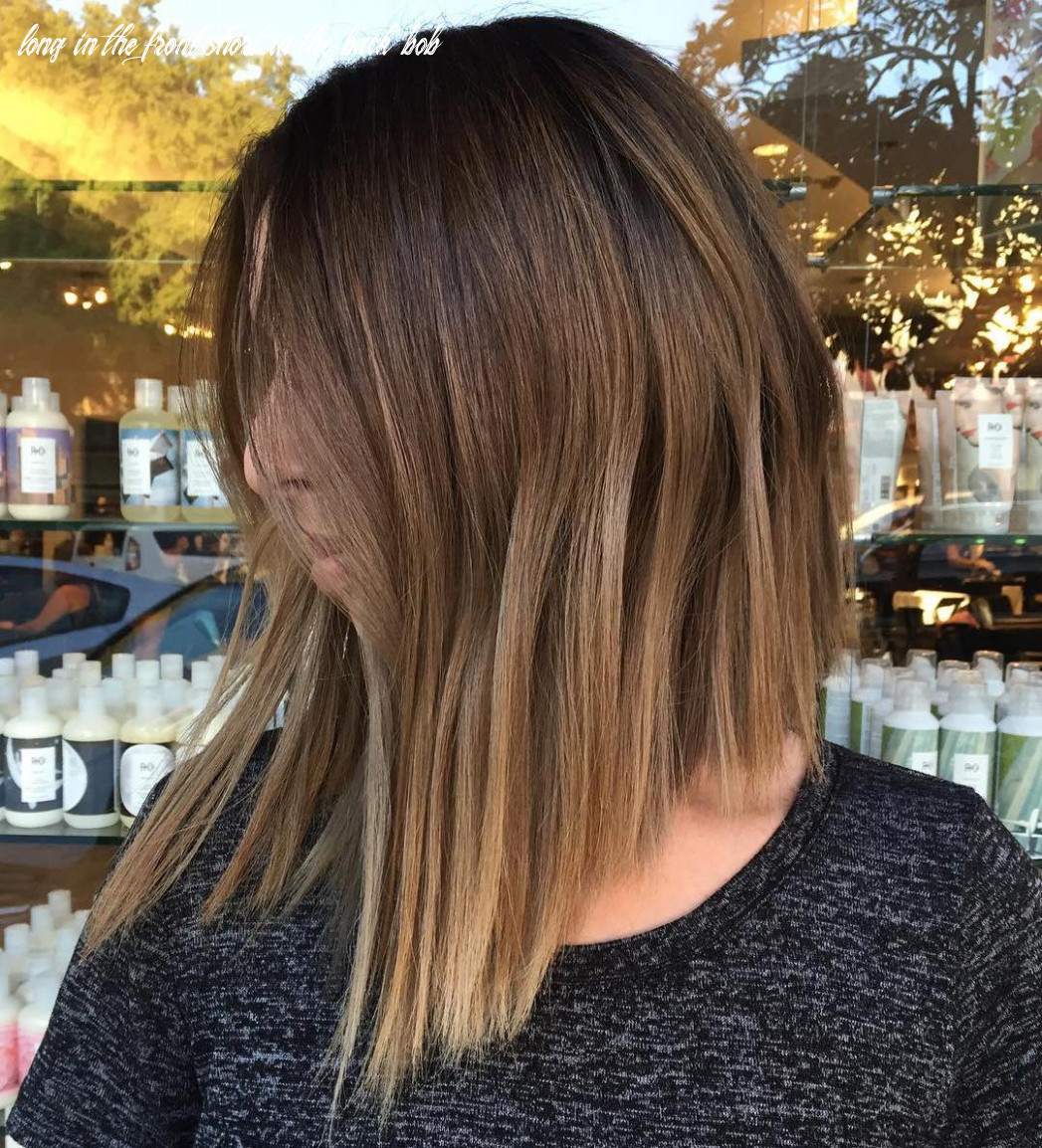 11 luscious long bob hairstyles hair adviser long in the front short in the back bob