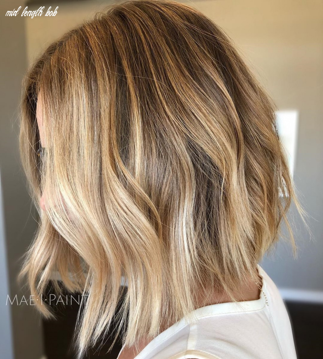 11 medium bobs from the best hairstylists hair adviser mid length bob