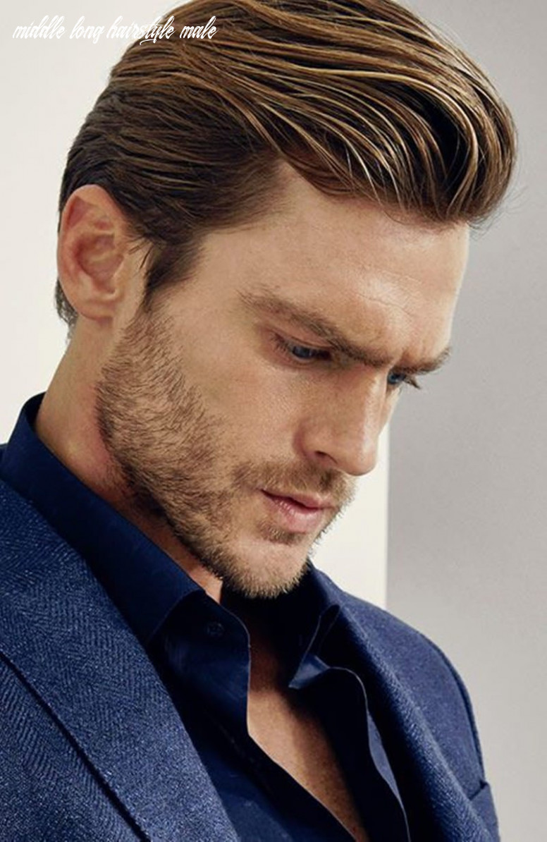 11+ Medium Hair Cuts For Men That Won't Have You Looking a Mess