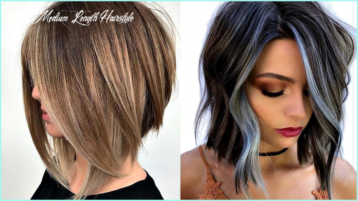 11 medium short edgy hairstyles – try a shocking new cut & color! edgy medium length hairstyle