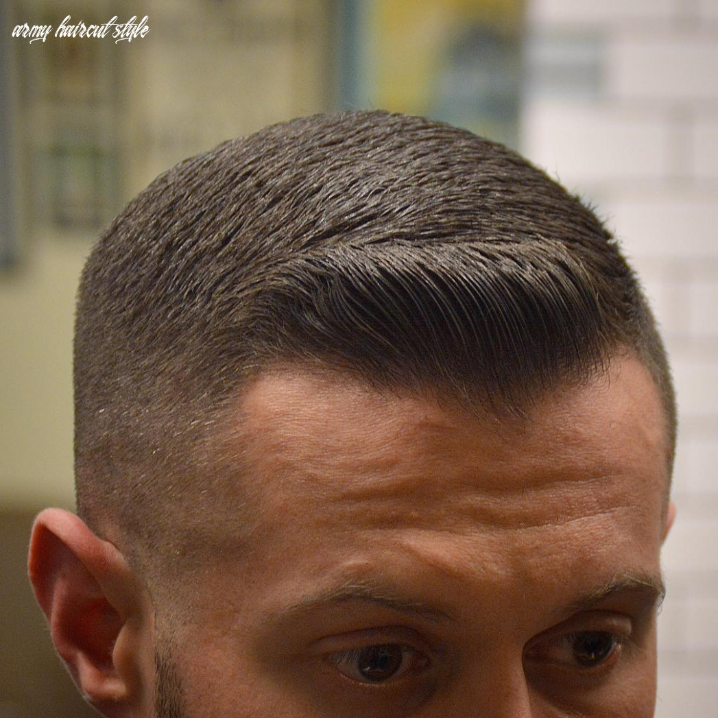 11 military haircuts that are totally cool army haircut style