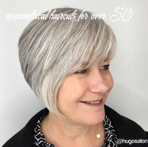 11 modern haircuts for women over 11 with extra zing asymmetrical haircuts for over 50