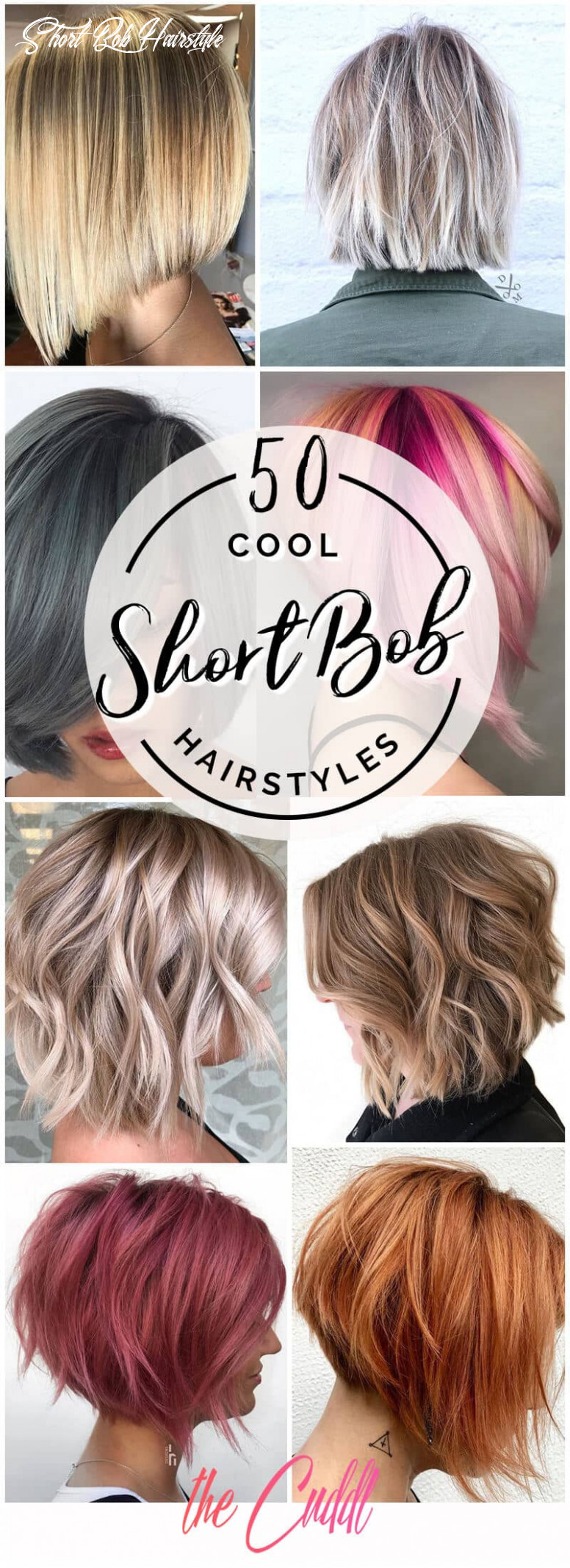 11 most eye catching short bob haircuts that will make you stand out short bob hairstyle