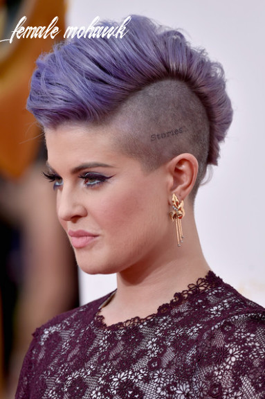 11 most gorgeous mohawk hairstyles of nowadays female mohawk