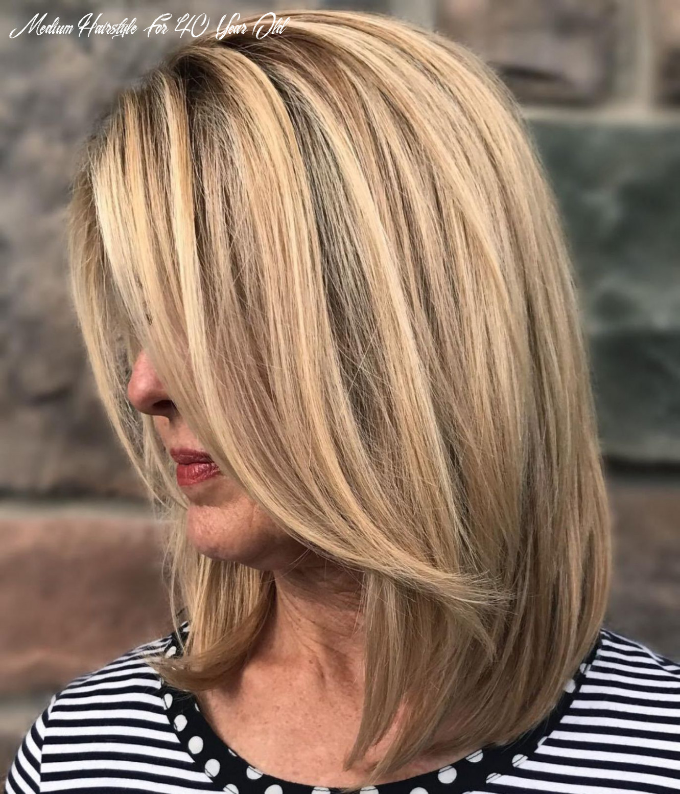 11 most prominent hairstyles for women over 11 | blonde bob