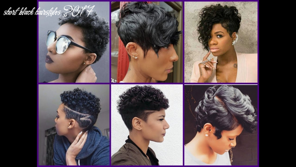 11 New Short Haircuts For Black Women - Trendy Haircuts for African  American Women