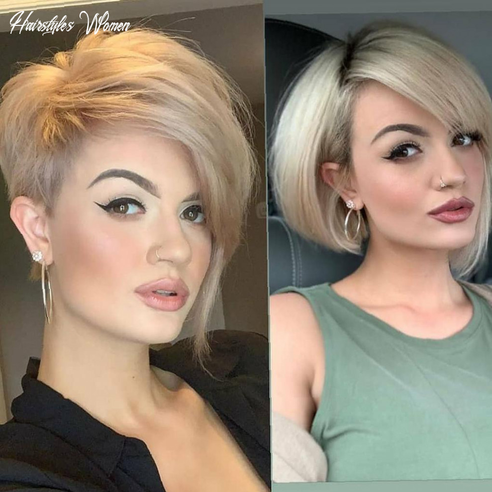 11 Perfect Short Hairstyles For Women Of Any Age - HomeLoveIn