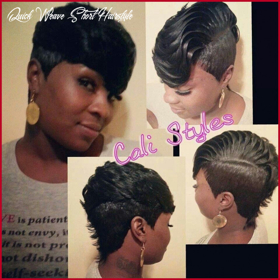 11 piece weave short hairstyle 11 cali style quick weave