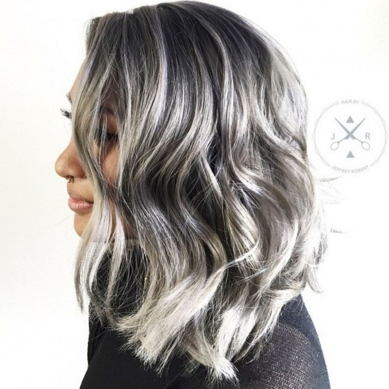 11 shades of grey: silver and white highlights for eternal youth