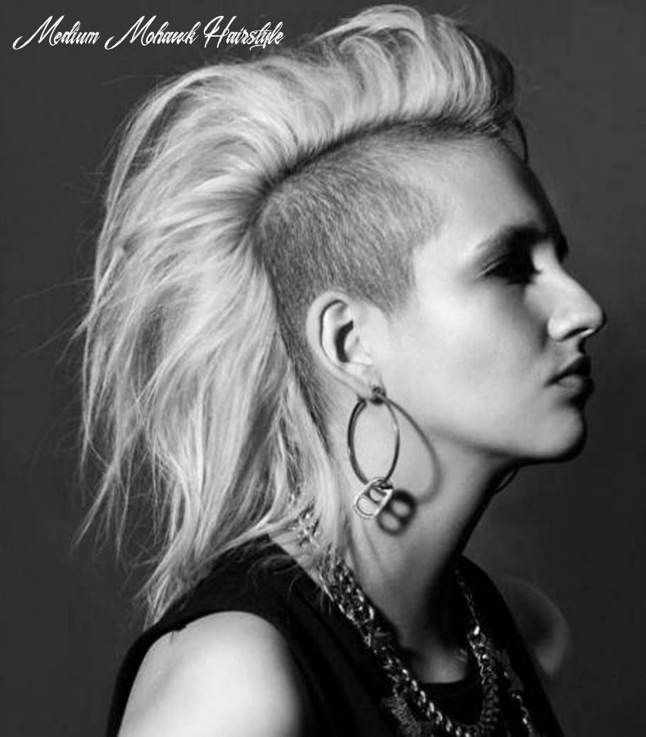 11 shaved hairstyles for women | half shaved hair, shaved side