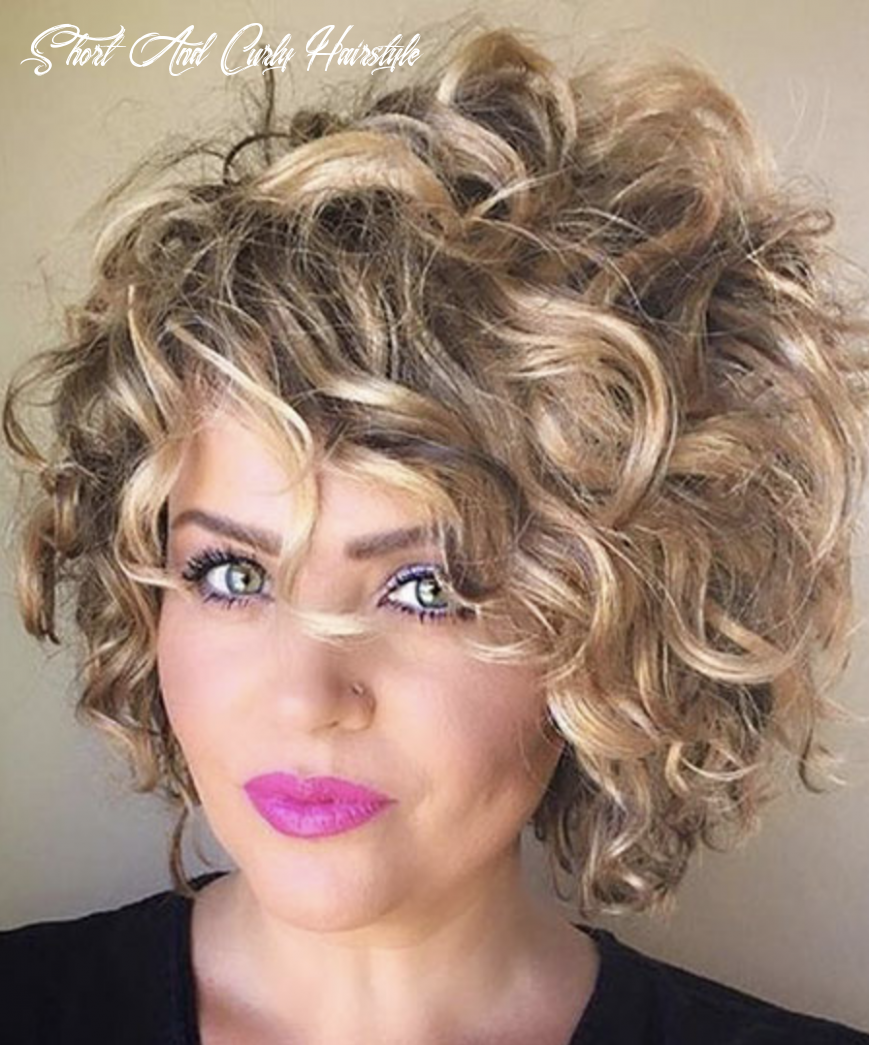 11 short curly hairstyles for women latesthairstylepedia