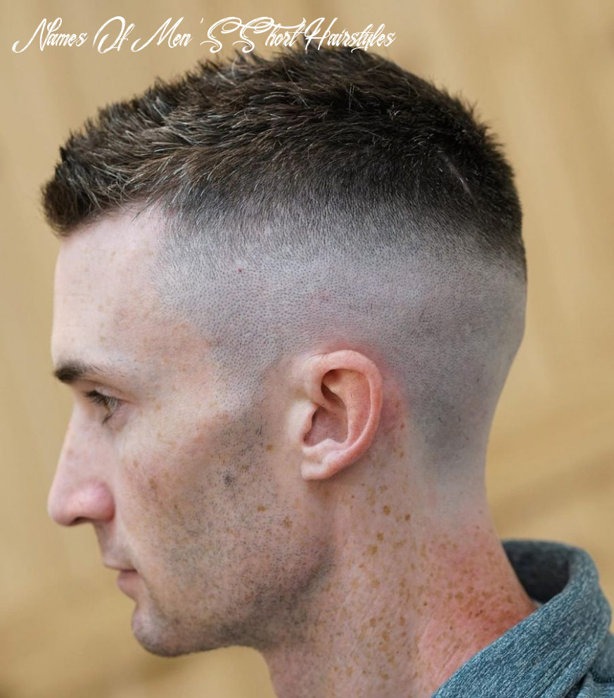 11+ Short Haircuts For Men -> Popular Styles For July 11