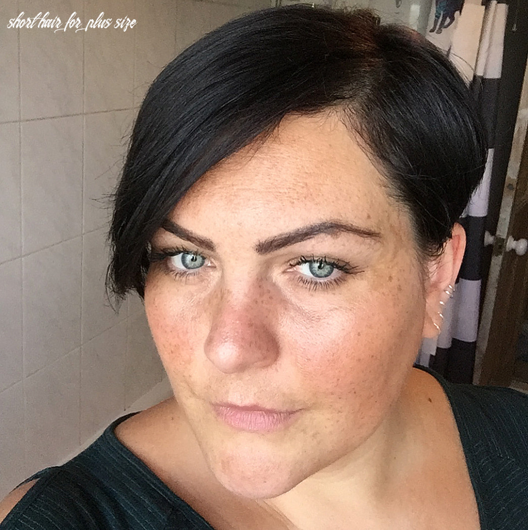 11 Short Haircuts for Plus Size Women | Style with Curves
