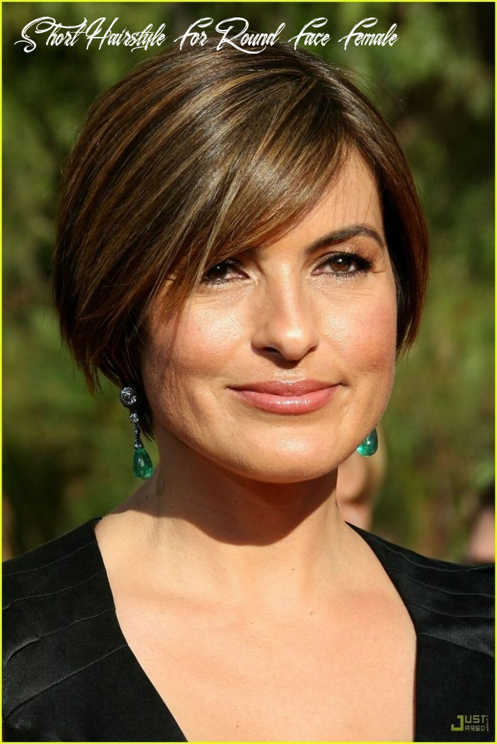 11 short hairstyles for round faces: women haircuts popular haircuts short hairstyle for round face female