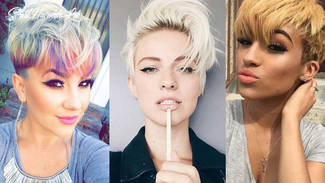 11 short hairstyles for women: pixie, bob, undercut hair