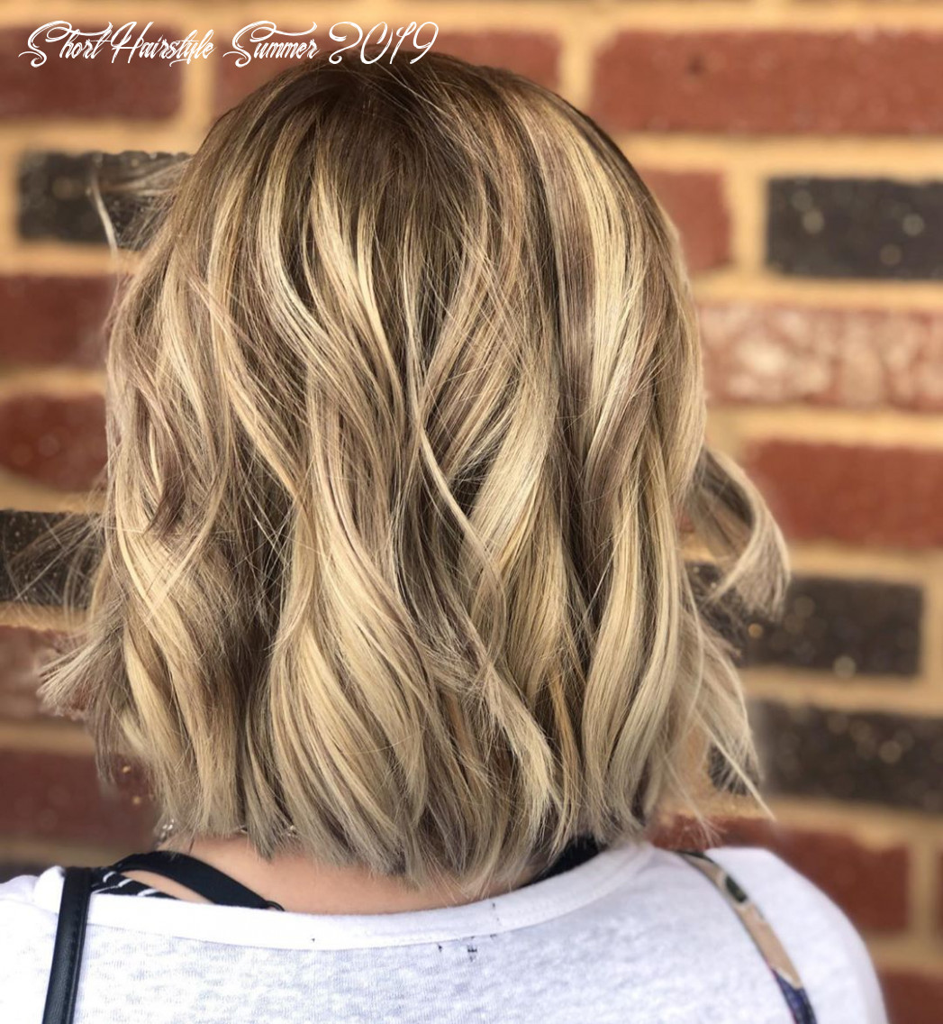 11 short hairstyles to wear in hot summer days in 11 short hairstyle summer 2019