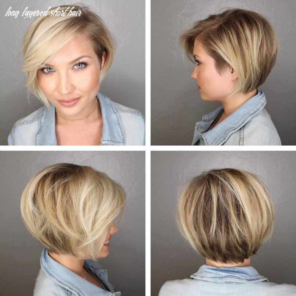 11 short layered haircuts trending in 11 hair adviser long layered short hair