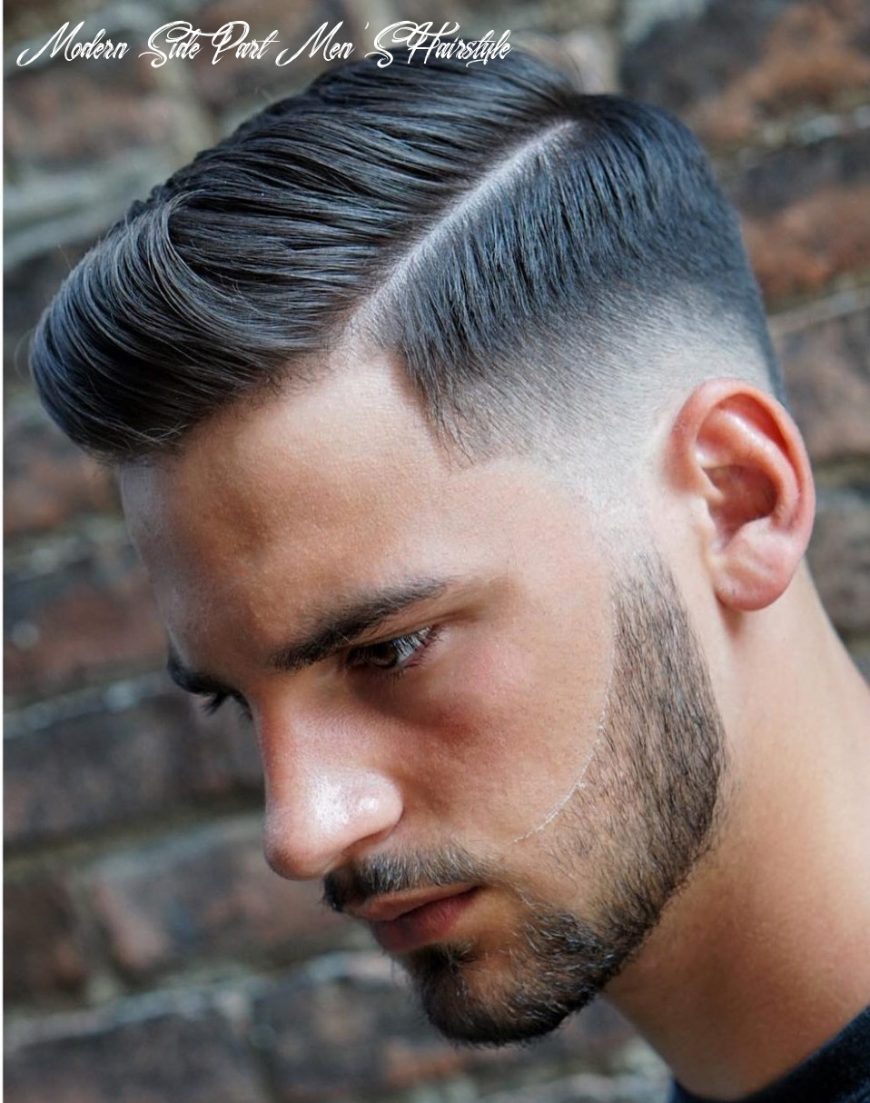11 Side Part Haircuts: 11 Styles That Are Cool + Modern