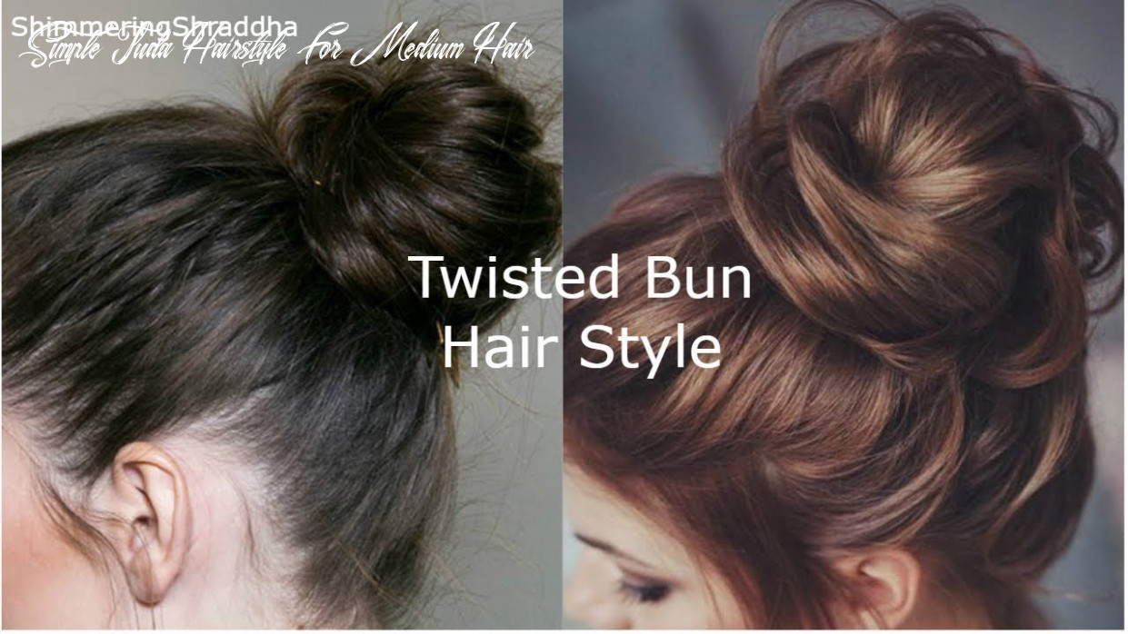 11 simple juda for party: video tutorials for inspiration for brides simple juda hairstyle for medium hair