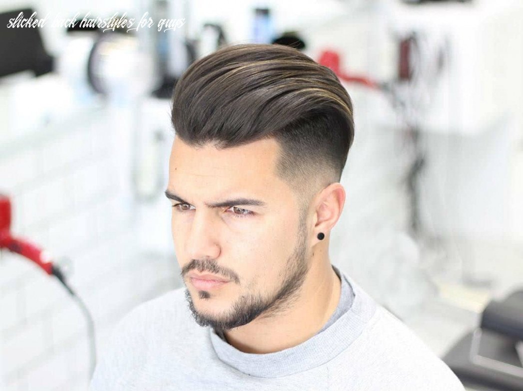 11 Simple Steps to Get Slicked Back Hair Fast – HairstyleCamp