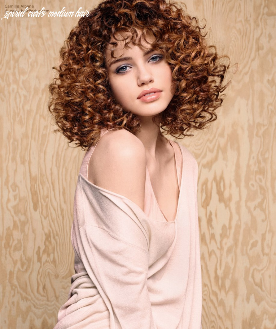 11 small but important things to observe in spiral curl hairstyles