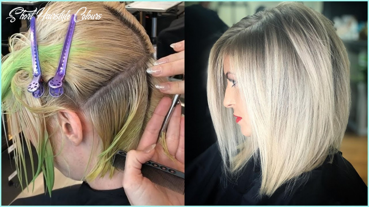 11 stunning short haircut and color transformation for women 😱 best haircuts & hairstyles short hairstyle colours