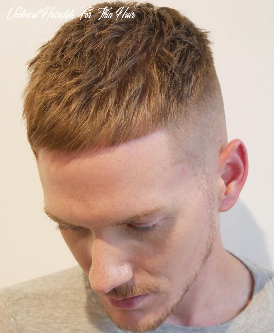 11 stylish hairstyles for men with thin hair | mens hairstyles