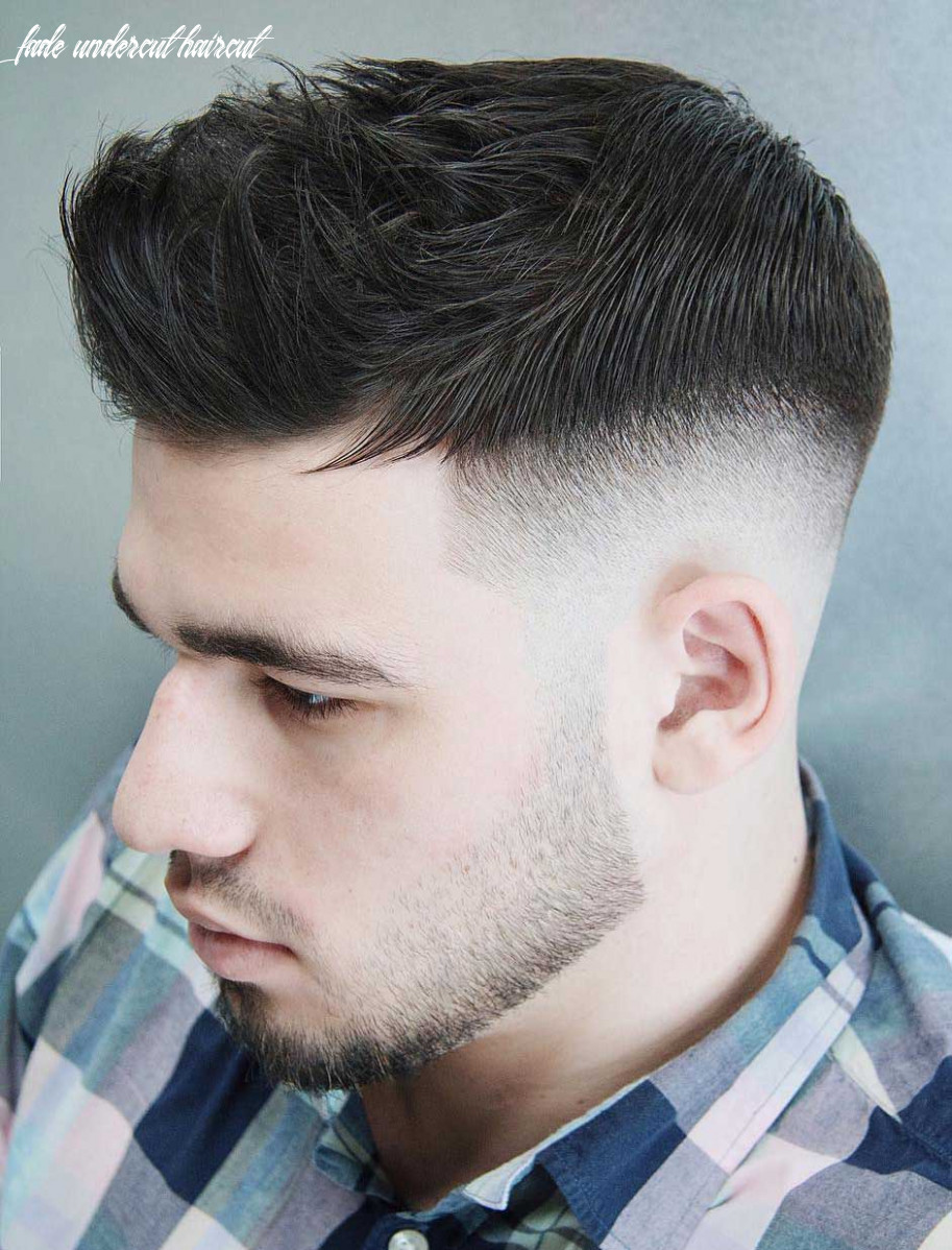 11 Stylish Undercut Hairstyle Variations to copy in 11: A ...