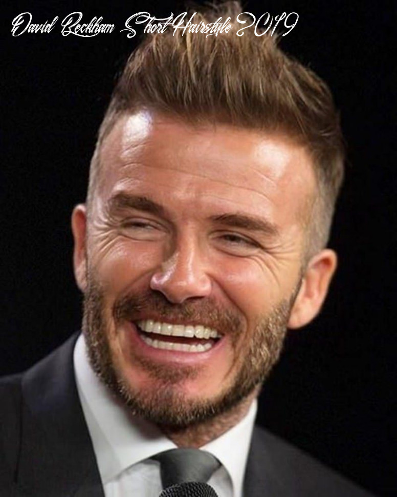 11 super cool david beckham hairstyles over the years