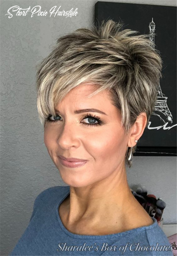 11 sweet and stylish short pixie haircuts or hairstyles you should