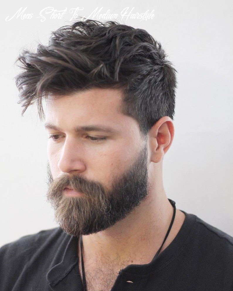 11 The Best Men's Haircuts of 11 | Top Men's Hair Style 11 ...