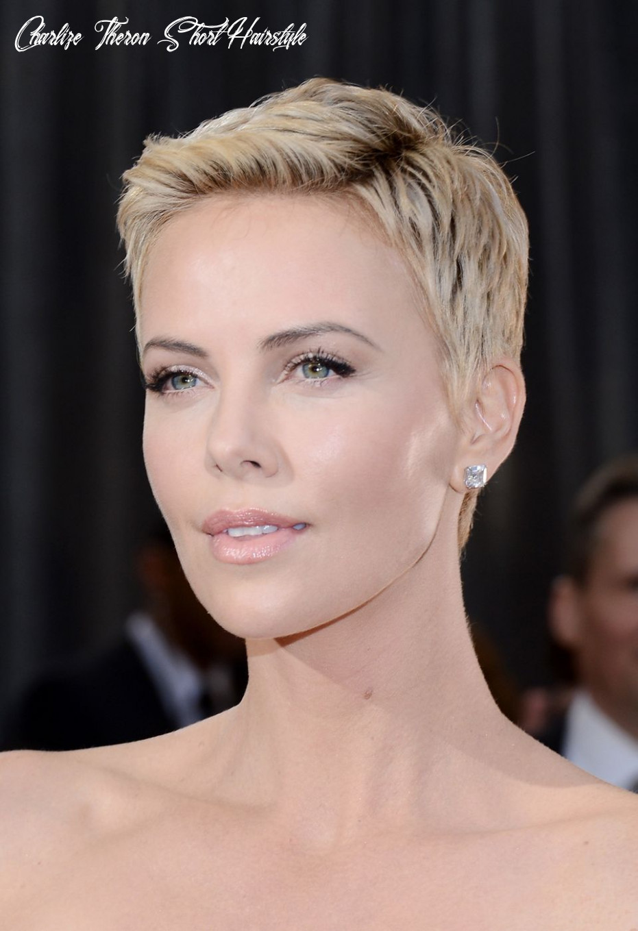11 times charlize theron inspired us to cut our hair short