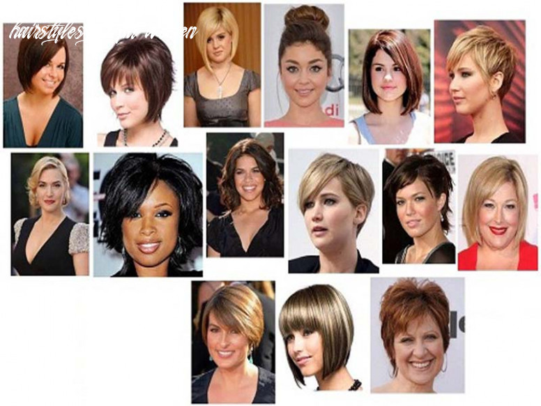 11 trendy and best short haircuts for fat face in 11 | styles at
