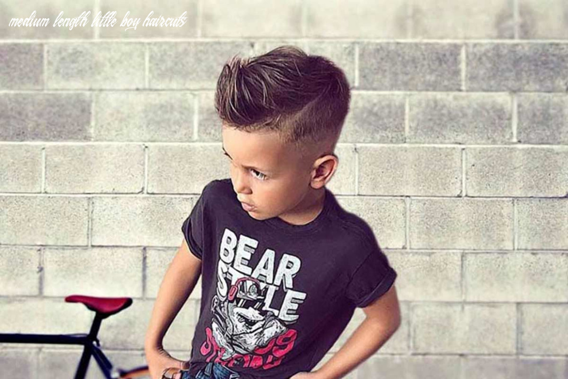 11 trendy boy haircuts for your little man | lovehairstyles