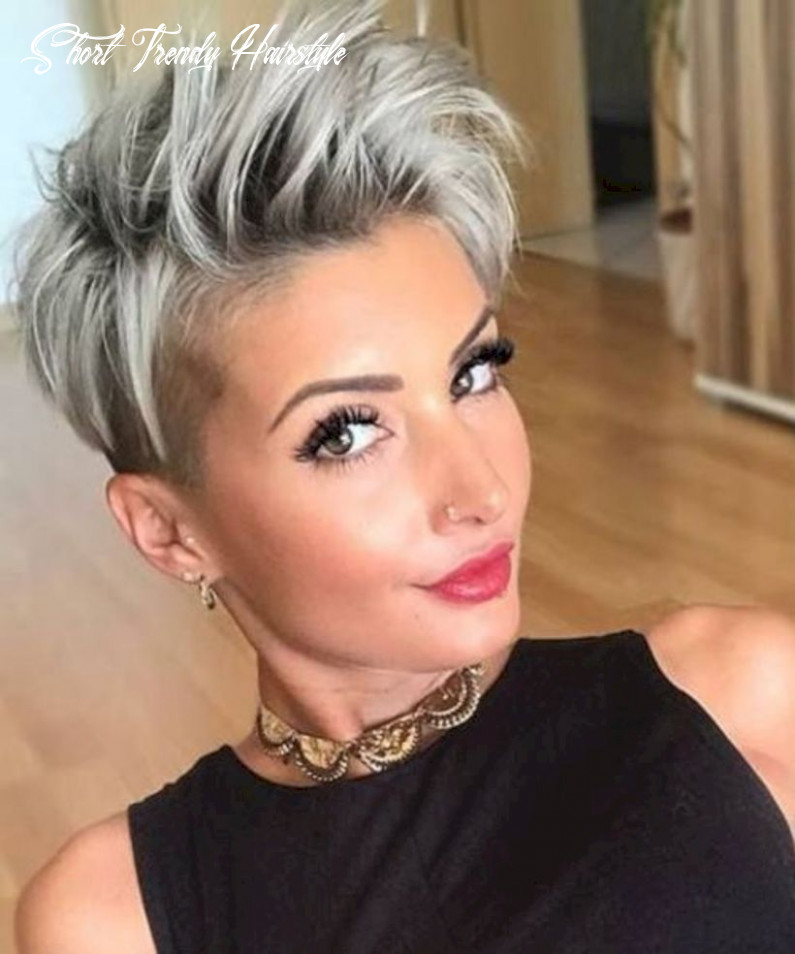 11 trendy hairstyles for women to try in 11 | thick hair styles short trendy hairstyle
