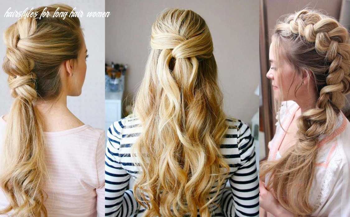 11 trendy long hairstyles for women to try | fashionisers© hairstyles for long hair women