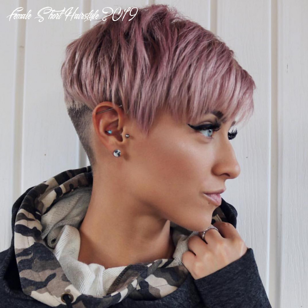 11 trendy very short haircuts for female, cool short hair styles 11 female short hairstyle 2019