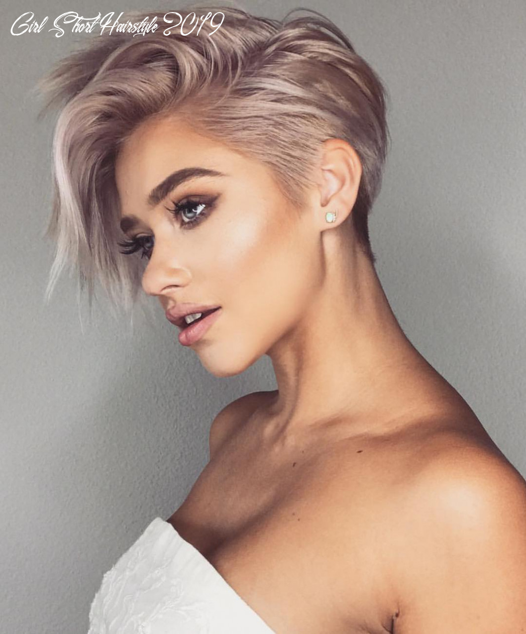 11 trendy very short haircuts for female, cool short hair styles 11 girl short hairstyle 2019
