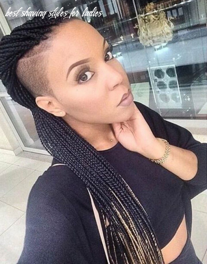 11 ultra cool shaved hairstyles for black women   hair motive hair