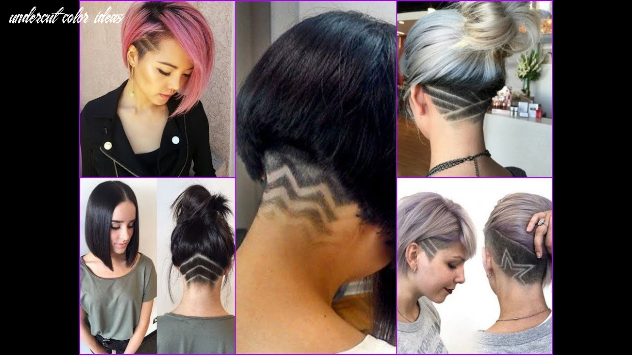 11 undercut bob haircut ideas for women new hair trends 11 undercut color ideas