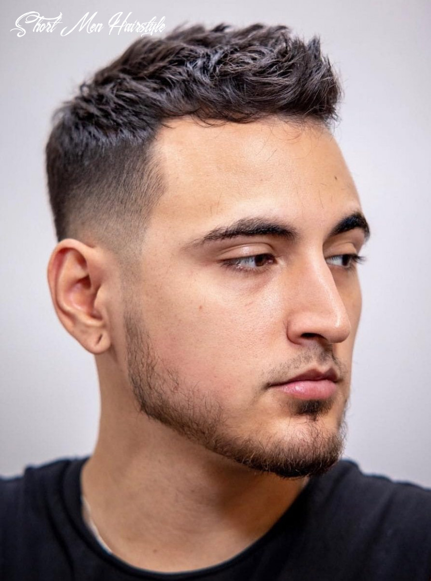 11 unique short hairstyles for men styling tips short men hairstyle