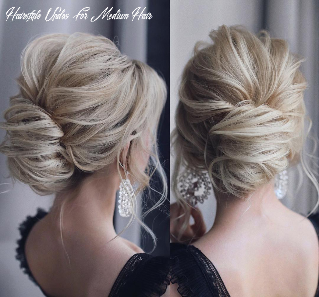 11 updos for medium length hair prom & homecoming hairstyle