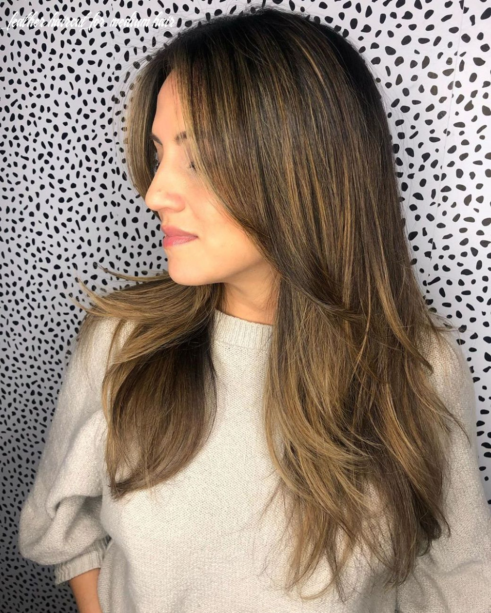 11 upgraded feathered hair cuts that are trendy in 11 hair adviser feather haircut for medium hair