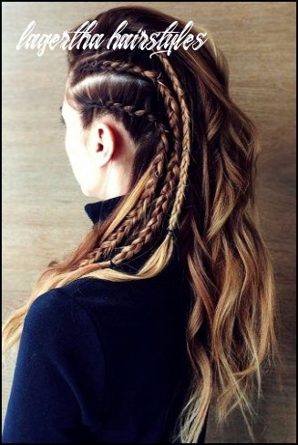 11 vikings lagertha hair tutorial and hairstyles for women