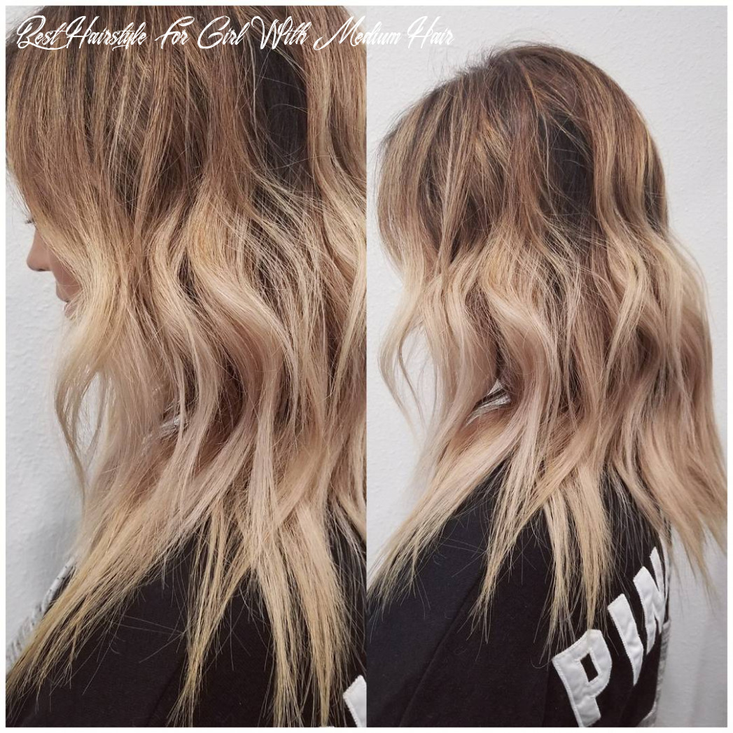 11 wavy shoulder length hairstyles 11 best hairstyle for girl with medium hair