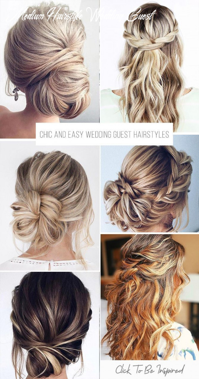 11 wedding guest hairstyles the most beautiful ideas   easy