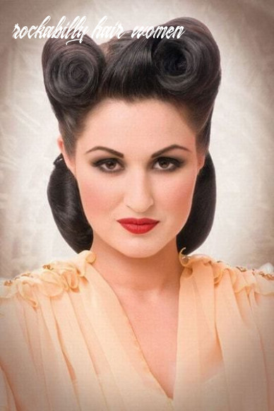 11 wild and impressive rockabilly hairstyles for women | 11s