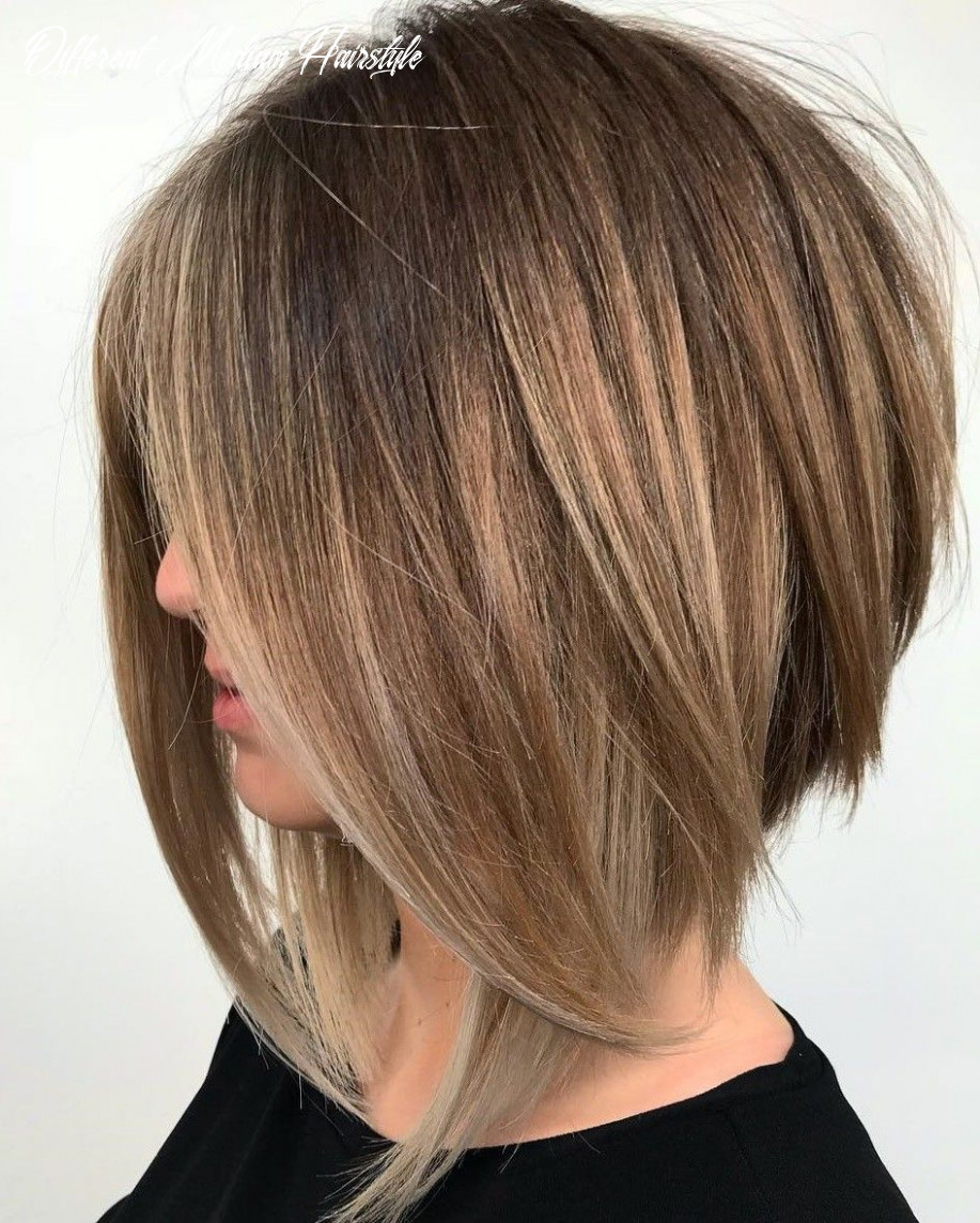 11 wonderful different neck length medium haircuts for thick hair